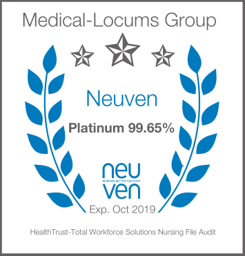 Nursing Platinum Badge